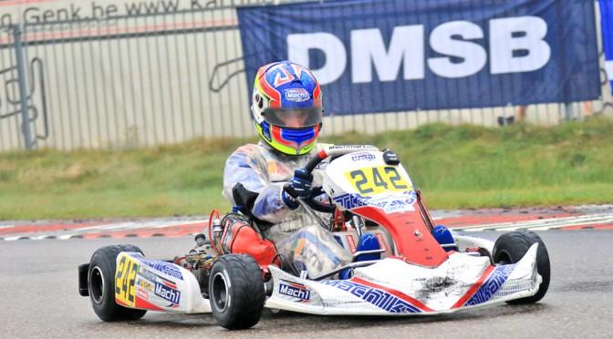 John Norris mit Mach1 Motorsport bei der DKM in Genk