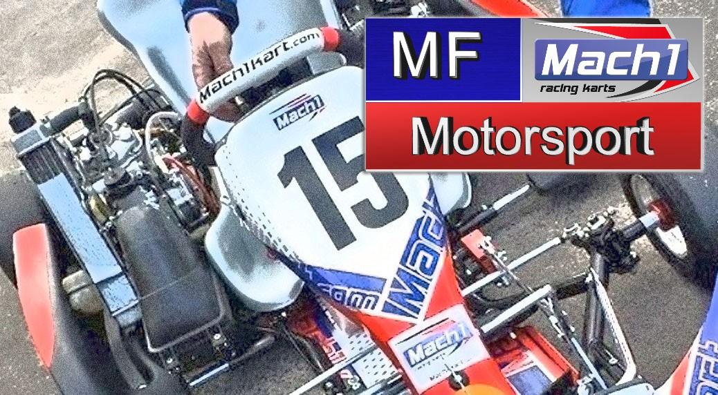 Mainfeuer Motorsport mit Mach1 Kart