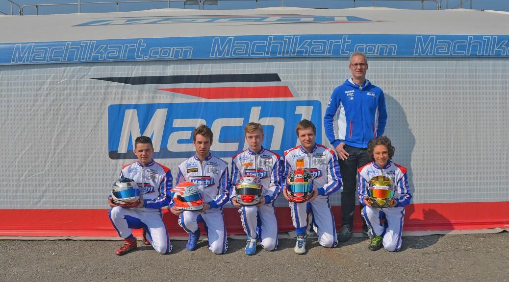 Mach1 Motorsport bei der Margutti Trophy