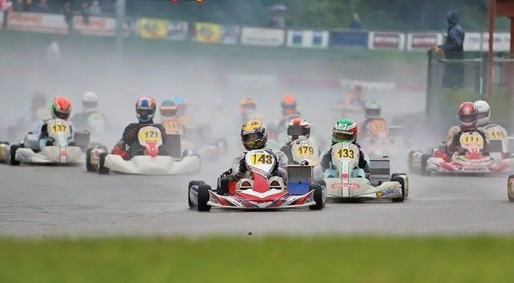 Cameron Boedler mit der Pole Position im Zeittraining