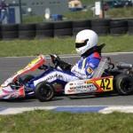 Mario Abbate (KF3) bei den ADAC Kartmasters