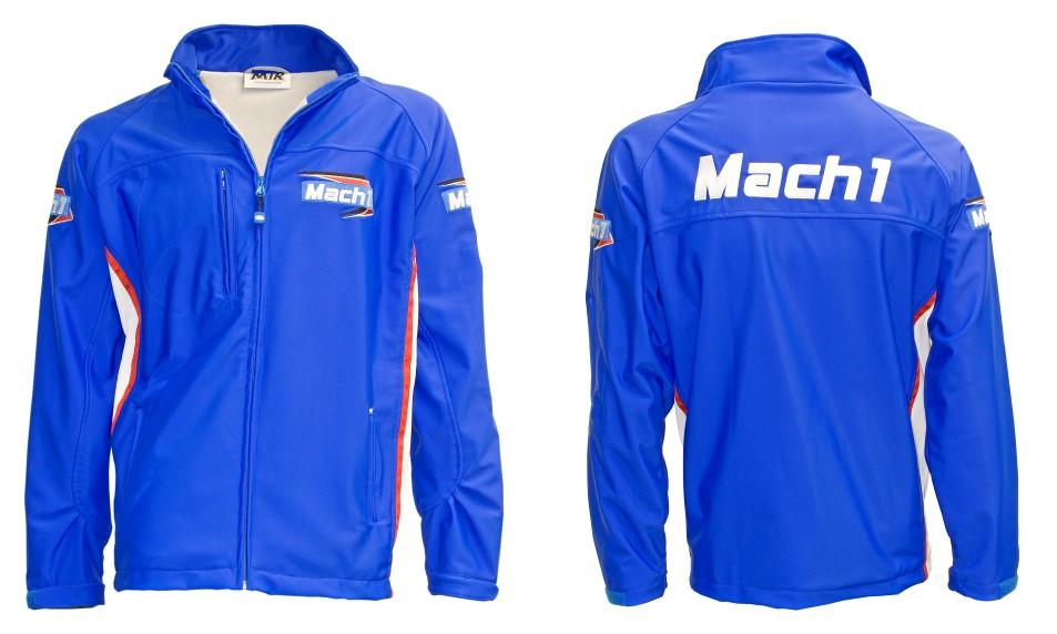Mach1 Softshell Jacke
