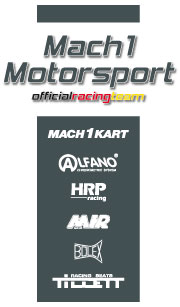 Mach1 Motorsport mit Sponsoren