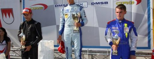 DKM Wackersdorf - John Norris (Mach1 Kart)