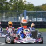 Martin Mortensen mit Mach1 Kart