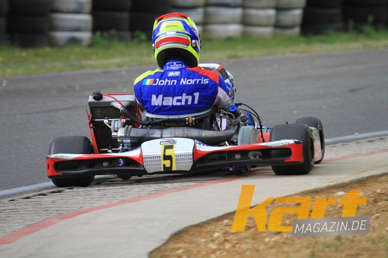 Deutsche Kartmeisterschaft Kerpen - Mach1 auf Siegkurs in Kerpen