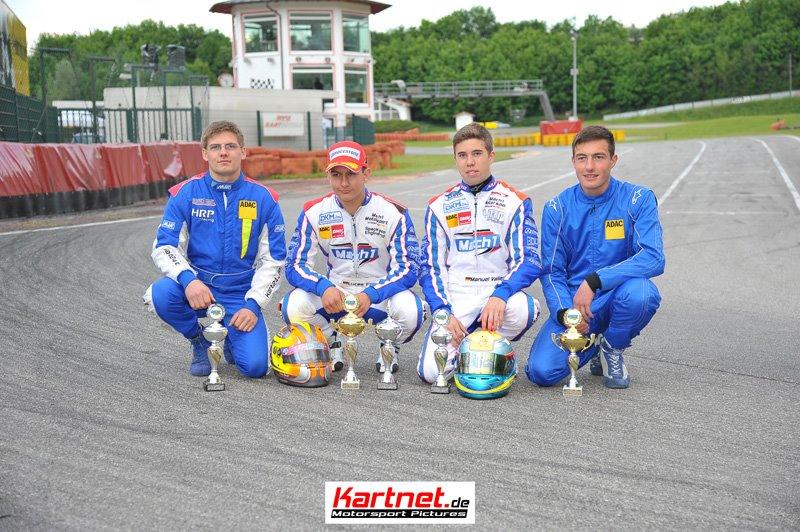 Mach1 Motorsport bei den ADAC Kartmasters in Ampfing, (c) Heinz Franzen - kartnet.de