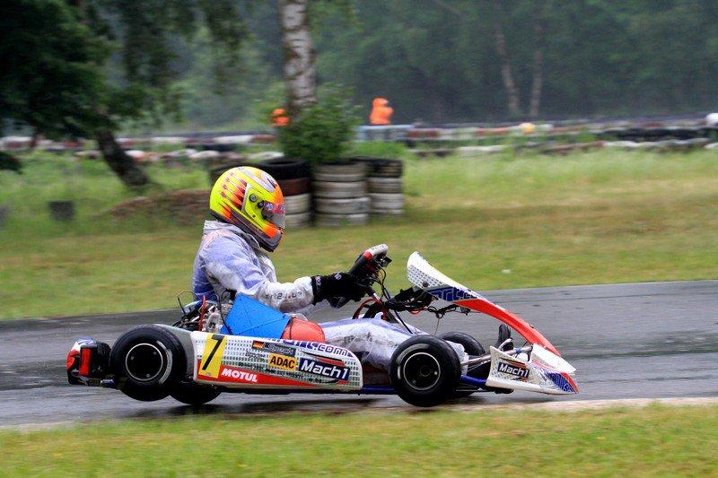Mach1 Motorsport bei den ADAC Kartmasters in Kerpen