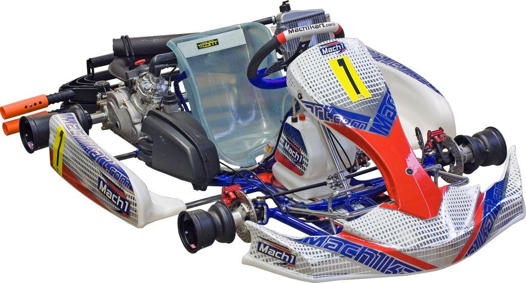 Das neue Mach1 DD2 ist jetzt erhältlich | Mach1 Kart