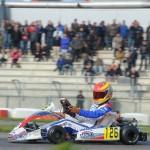 Cedric Piro bei der DKM in Genk mit Mach1 Kart