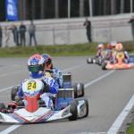 Lucas Speck bei der DKM in Genk mit Mach1 Kart