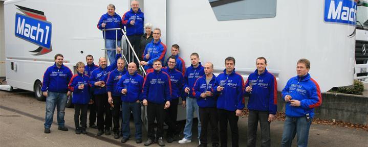 Mach1 Kart Teamtrailer 2013