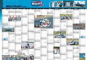 Mach1 Kalender 2013