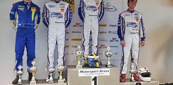 Mach1 Motorsport bei den ADAC Kartmasters in Oschersleben