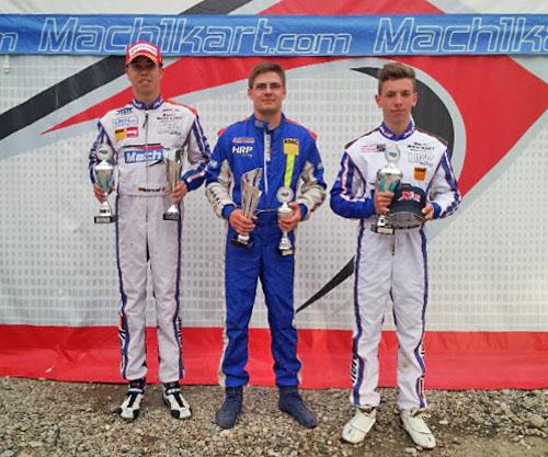 Mach1 Motorsport bei den ADAC Kartmasters