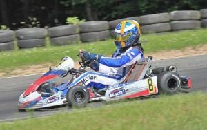 Mach1 Motorsport Pilot Julian Müller beim Bridgestone Cup
