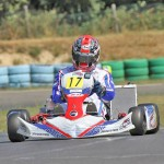Marco Forrer mit Mach1 Motorsport bei der DKM in Hahn