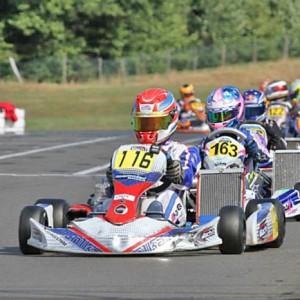 Nico Hagenaes mit Mach1 Motorsport bei der DKM in Hahn