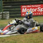 Julian Müller bei den ADAC Kartmasters mit Mach1 Kart und Mach1 Motorsport