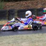 Sebastian Schwendt bei den ADAC Kartmasters mit Mach1 Kart und Mach1 Motorsport