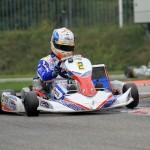 John Norris (Mach1 Kart) bei der DKM in Genk