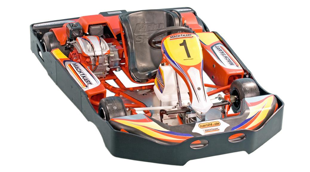 Mach1 RT2 Evo #Das sportliche Indoorkart | Mach1 Kart