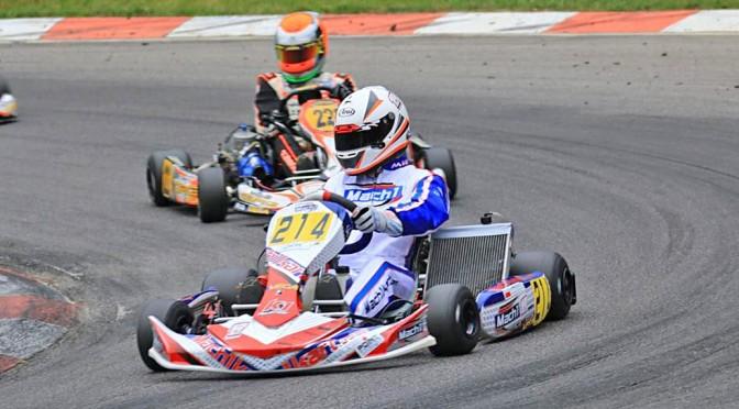 Mach1 Motorsport bei der DKM in Ampfing