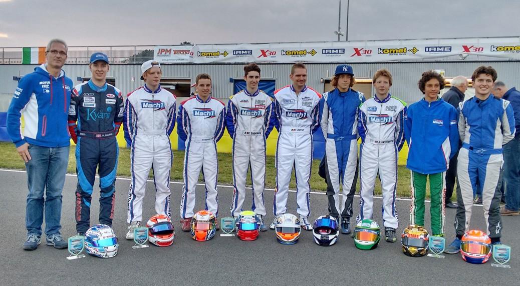 Mach1 Motorsport beim X30 Finale in Le Mans
