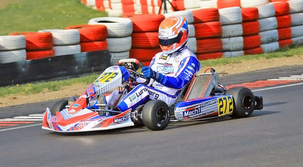 Mach1 Motorsport bei der Deutschen Kartmeisterschaft