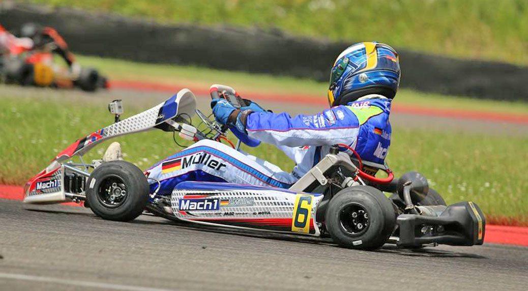 Rotax MAX DD2 | Mach1 Kart