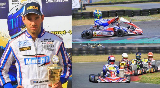 Mach1 Motorsport Piloten bei den ADAC Kartmasters