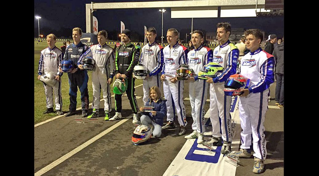 Mach1 Kart bei den X30 International Final in Le Mans