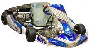 Mach1 Slalom Kart mit Elektro Motor