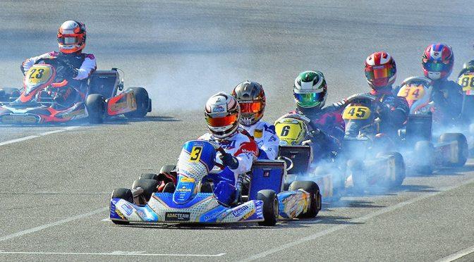 Mach1 Motorsport bei der SAKC