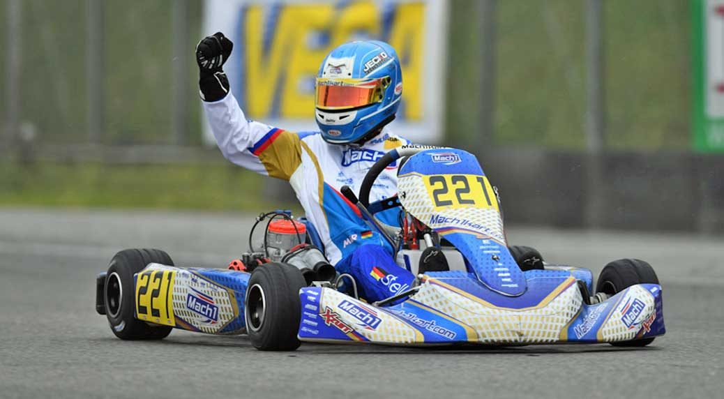 Mach1 Kart | Kartsport made in Germany!